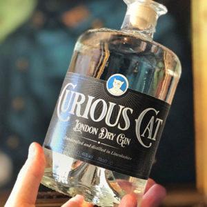 Curious Cat Gin 70cl 46%